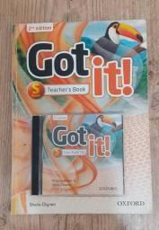 Go It! Teacher's Book Starter with CD Class audios