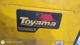 Gerador de energia Toyama tg 2001