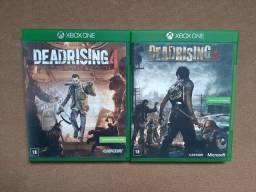 Deadrising 3 e 4 seminovos