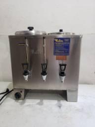 Cafeteira industrial monarcha 10 L em ótimo estado