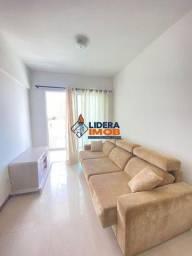 Apartamento Mobiliado na Santa Mônica, 1 Suíte, Garagem Coberta, no Edifício Vert.