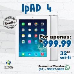 iPad 4 32gb Wi-Fi (Entrega Grátis)