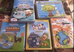 Livros didádicos de educação infantil