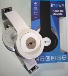 Headphone P2  dobrável Inova de fio $30 Novo