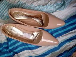 Sapato quase novo