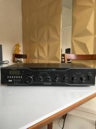 Amplificador Frahm Som Ambiente