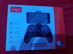 Controle ipega modelo tomahawk