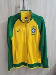 Jaqueta Nike Oficial Seleção Brasileira