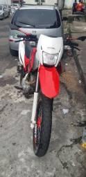 Vendo Bros 2012 vermelha flex one