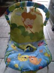 Vendo cadeira de descanso toca é vibra