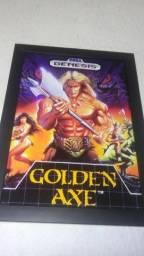 Quadro Golden Axe