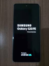 smartphone samsung galaxy S20 FE cloud mint 128gb, 6gb ram.
