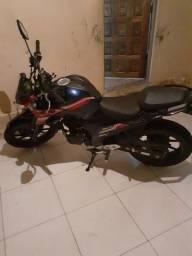 Moto Fazer 250cc série Marvell