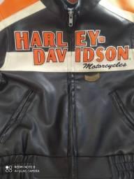 Jaqueta Harley Davidson Infantil