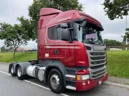 Scania Streamline R 440 trucado 6x2 Com Retarder Unico Dono 2016