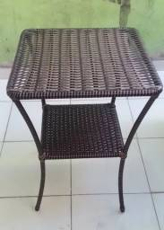 Mesa de aço estilo com treliça SR GGA617