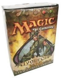 magic the gathering deck alvorecer código do guerreiro em português - ananindeua aurá
