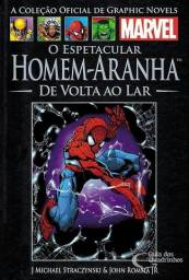 Homem-Aranha de volta ao lar Graphic Novels #21