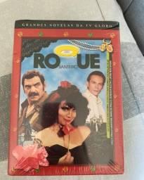 Título do anúncio: Novela Roque Santeiro -Box com DVD's originais novos e lacrados
