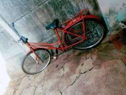 Vendo bicicleta enteresados *