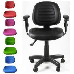 Cadeira executiva gomada coloridas