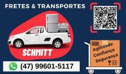 Fretes & transportes Schmitt
