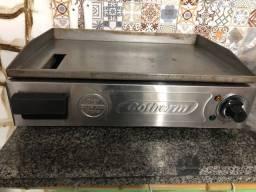 Chapa elétrica para lanches profissional Cotherm 50x40 220V