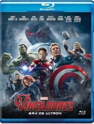 Blu-ray Vingadores Era de Ultron