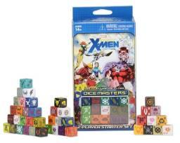 marvel dice masters uncanny x-men jogo de dados e cartas lacrado  - ananindeua aurá