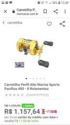 Carretilha marine