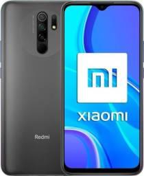 Smartphone Xiaomi Redmi 9 64GB 4G Octa-Core - 4GB 6,53? Câm. Quádrupla + Selfie 8MP
