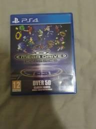 Troco jogo retrô de PS4