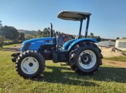 Trator Ls U80, ano 2019