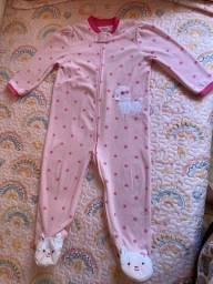 Macacão pijama 24 meses
