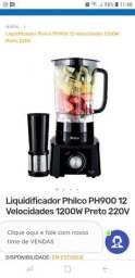 Liquidificador Philco novo na caixa