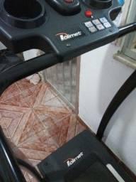 Esteira ergométrica capacidade pra 110kg