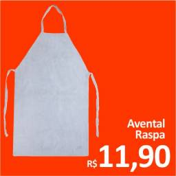 Avental raspa - Promoção= R$ 11,90