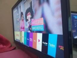 Smart TV LG 24 polegadas - na garantia