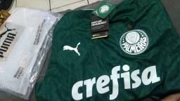 Camisa Palmeiras tailandesa 2gg