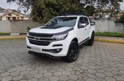 CHEVROLET S10 2.5 LTZ CAB. DUPLA 4X4 FLEX AUT. 2018 NO BOLETO