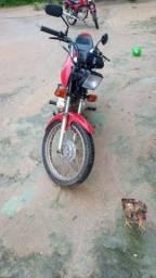 Moto pra vender ou troco em moto mais nova