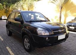 Hyundai Tucson 2.0 GL Automática - 2007
