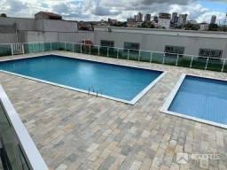 Apartamento com 2 dormitórios para alugar, 46 m² por R$ 502,00/mês - Liberdade - Campina G