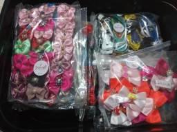 Vendo 580 laço entre laço e gravatas para pet valor 400 reais