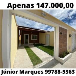 Belíssima casa apenas 147mil chama no WhatsApp * Júnior Marques