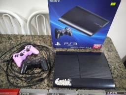 Playstation 3 com HD 320gigas