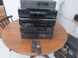 CDs Players Gradiente CDP 3000,DvD DV 606D Pioneer