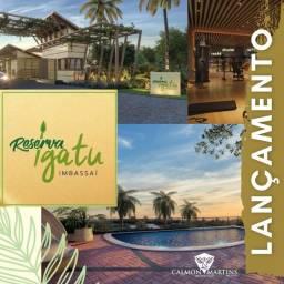 Lotes residenciais de 1000M² na Reserva Itagú em Imbassaí