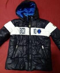 Jaqueta infantil menino Ben 10