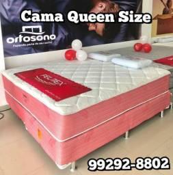 Cama Queen $@